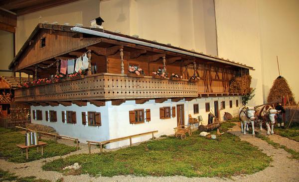 Bauernhof-Modell