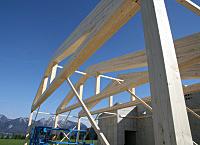 Rohbau 2 - Holz