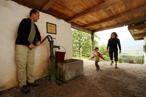 Wasser - Ausstellung im Weißenbachgütl