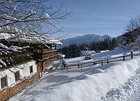 Winterpause im Freilichtmuseum